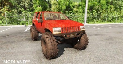 Jeep Grand Cherokee 1994 trail v 1.1 [0.8.0]